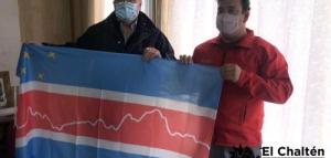 Otro Héroe de Malvinas declarado Visitante Ilustre de El Chaltén