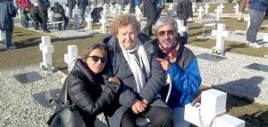 Un excombatiente de Malvinas y un ex general inglés nominados al Premio Nobel de la Paz
