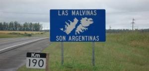 Proponen que todos los accesos tengan carteles de las Malvinas argentinas