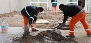 """Se refaccionó el Centro de Ex Combatientes de Malvinas mediante el programa """"Esfuerzo Compartido"""""""