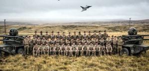 Inglaterra hace ejercicios militares en Malvinas: la reacción del Gobierno argentino