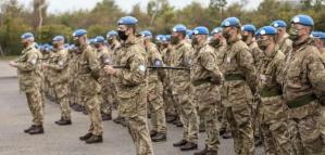 Soldados de Irlanda del Norte van a ser desplegados en las Islas Malvinas