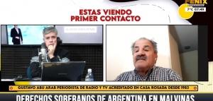 """Soberanía Argentina en Malvinas: """"Hay una población transplantada, no es un pueblo"""""""