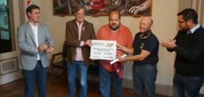 Héroes y Veteranos de Malvinas recibieron la placa con el nuevo nombre para la Terminal