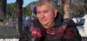 Exiquel Vargas, es un Ex Combatiente que viajo a Malvinas con el regimiento nº 5 de infantería