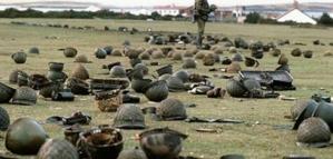 Ex Combatientes piden no equiparar a soldados continentales con los de las Islas