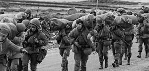 La historia de Sergio, el Combatiente de Malvinas al que salvó el enemigo