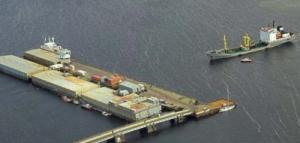 """Malvinas: el gobierno fueguino intimó a una constructora británica a que """"regularice"""" su proyecto de un nuevo puerto en Malvinas"""