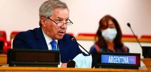 Malvinas: con el apoyo del comité para la descolonización, Felipe Solá reclamó en la ONU que el Reino Unido reanude la negociación