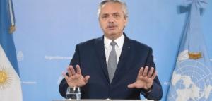 Ante la ONU, el presidente Alberto Fernandéz reivindicó la soberanía de las Islas Malvinas