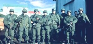 Restos de Excombatientes de la Guerra de Malvinas fueron nuevamente inhumados