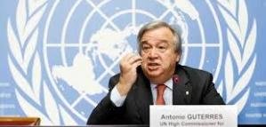 """Argentina pide a Guterres que """"interceda"""" con Reino Unido para retomar las conversaciones sobre Malvinas"""