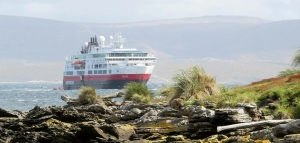 Una provincia argentina denuncia a una firma británica por construir un puerto en las Islas Malvinas