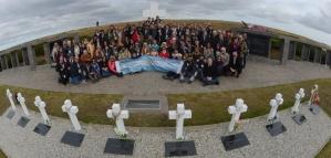 Investigan si hay otra tumba de soldados argentinos enterrados en Malvinas