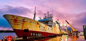 Los kelpers aprobaron los estudios preliminares para la construcción del puerto de aguas profundas