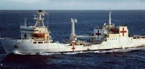 El Transporte Polar ARA Bahía Paraíso y su participación en Georgias y Malvinas
