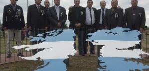 El descubrimiento de Las Malvinas