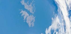 """""""Malvinas es el portaaviones más grande del mundo"""""""