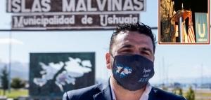 Causa Malvinas, acusan a Vuoto de cipayo, por acto a militar en la Sala Nini Marshall