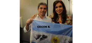 El CECIM K La Plata repartirá pescado... como siempre