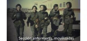 """""""Nosotras también estuvimos"""": un documental sobre las enfermeras QUE NO ESTUVIERON en la Guerra de Malvinas"""