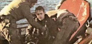 Otro británico capturado