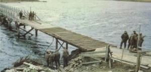 Un puente demasiado cerca