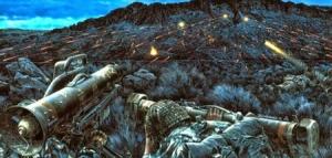 Guerra en las altas cumbres (1a. Parte)
